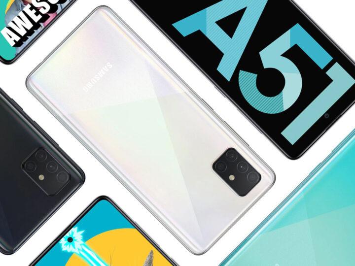Galaxy A51: il must del momento in sconto su eBay