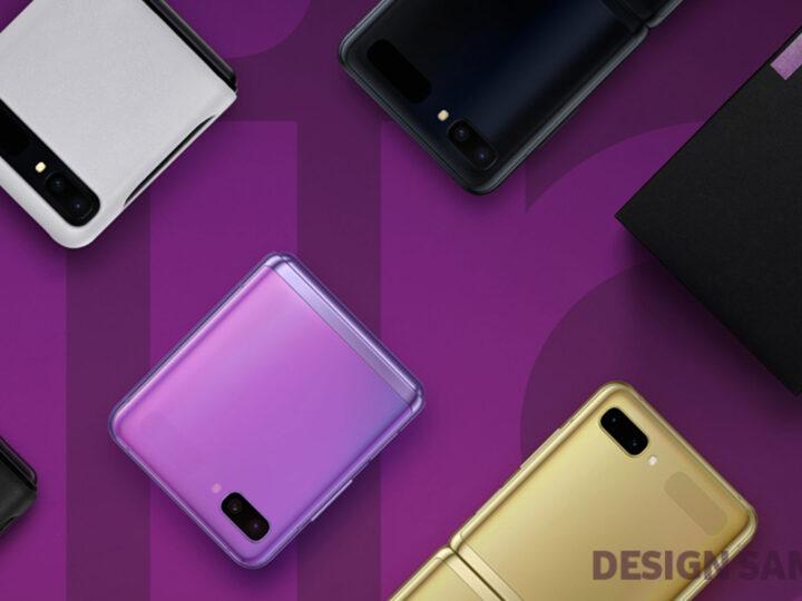 Samsung Galayx Z Flip: come nasce il suo design