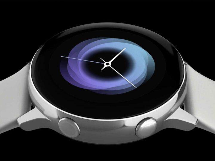 Samsung Galaxy Watch Active 2: in ritardo l'ECG